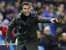 El entrenador del Levante UD, Joan Francesc Ferrer Rubi. EFE/Archivo