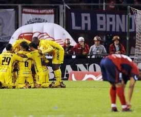 Atlético Huila logró ganar a Alianza. EFE/Archivo