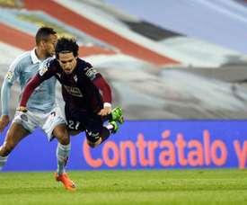 Jota Peleteiro inició una nueva etapa en el Birmingham. EFE