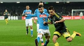 El Valencia ofrece 20 millones; el Nápoles pide 25. EFE