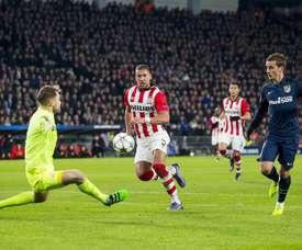 Zoet, una de las opciones del Barça si se va Cillessen. EFE