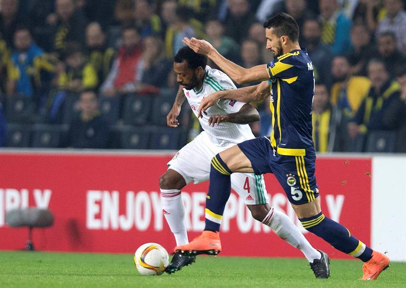 Atlético de Madrid enfrenta a Lokomotiv sin Jefferson Farfán — Europa League