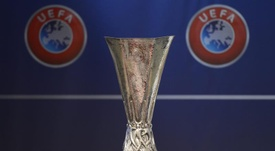 Europa League last 32 draw. EFE