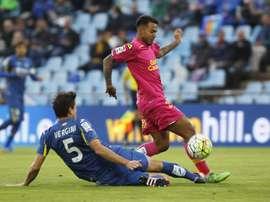 Vergini se perderá el encuentro ante el Villarreal. EFE