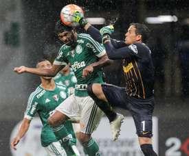 Thiago Santos podría salir de inicio. EFE