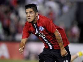 Real Madrid have signed Paraguayan forward Sergio Diaz. EFE