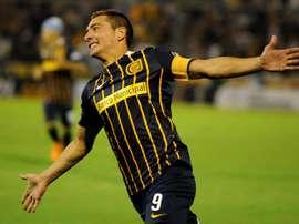 Marco Ruben anotó uno de los goles. EFE
