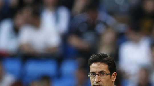 Pablo Franco deja de ser entrenador del FC Saburtalo georgiano. EFE