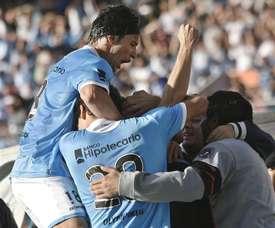 Gastón Díaz se perderá las tres próximas semanas por lesión. EFE