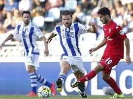 Nacho Cases cree que, pese a los cambios, la filosofía del Sporting es la misma. EFE