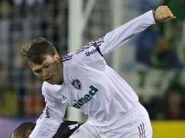 El exjugador serbio del Real Madrid Dejan Petkovic. EFE/Archivo