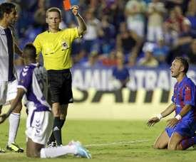 El jugador ha sido descartado por problemas físicos. EFE/Archivo