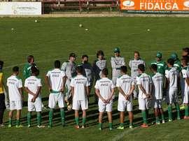Gilbert Álvarez sustituye al lesiona Bruno Miranda. EFE