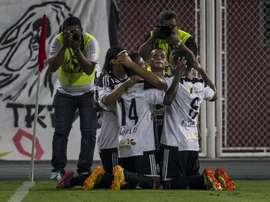 Zamora, aunque empatado a puntos con Dep. Anzoátegui, es líder por la diferencia de gol. EFE/Archivo