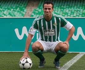 Leandro Damiao fue uno de los fichajes más decepcionantes del Betis en los últimos tiempos. EFE
