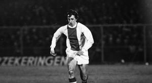 El Ajax de Cruyff perdió este fin de semana un récord histórico. EFE