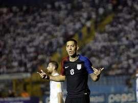 La selección de Estados Unidos prepara la Copa América. EFE bfcfed30a5193