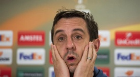 Gary Neville has been an owner of the club since 2014. EFE