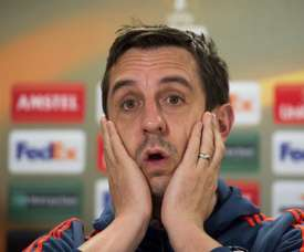 Neville could not believe the decision. EFE