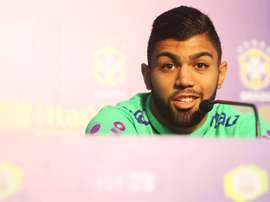 Gabigol returns to Santos. EFE