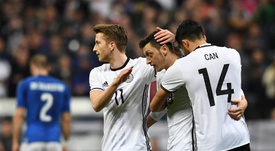 Officiel : Allemagne-Italie reporté. EFE