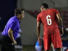 Gómez acabó enfadado con los ingleses. EFE
