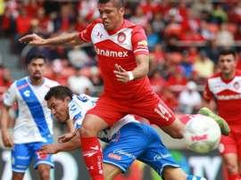 El Puebla vence por 1-3 al Toluca y le impide retomar el liderato. EFE/Archivo