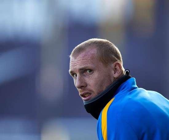 Mathieu estuvo tres temporadas en el Barcelona. EFE/Archivo