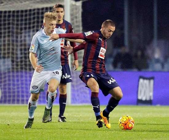 El ex del Eibar jugará en el conjunto austriaco. EFE