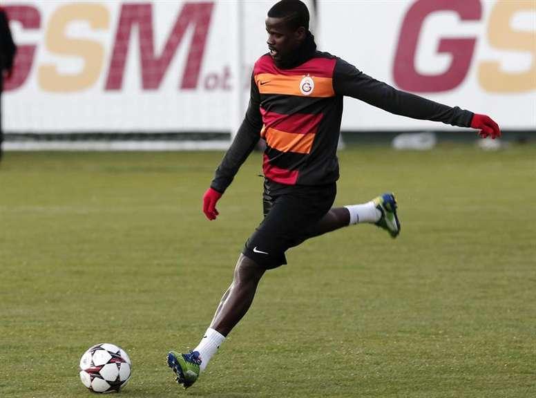 Emmanuel Eboué, sans équipe après avoir quitté Sunderland. EFE