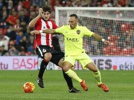 El ex del Levante comparó al Real Madrid con el Girona. EFE