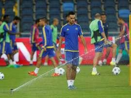 El Maccabi ha tropezado esta jornada liguera. EFE/Archivo