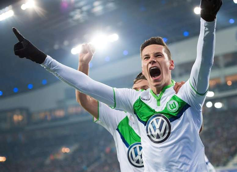 Draxler wants to see the world. EFE
