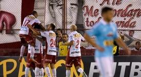 Huracán estaría cerca de hacerse con Pablo Álvarez. EFE