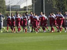 Sporting Braga renova com dois jogadores e assina contrato profissional com um. EFE