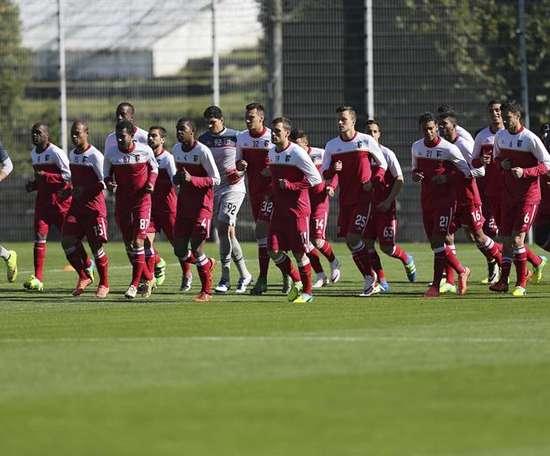 Ricardo Esgaio y Jefferson se han convertido en refuerzos del Sporting de Braga. EFE