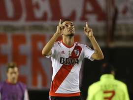 River Plate's Emanuel Mammana is wanted by a number of European clubs. EFE