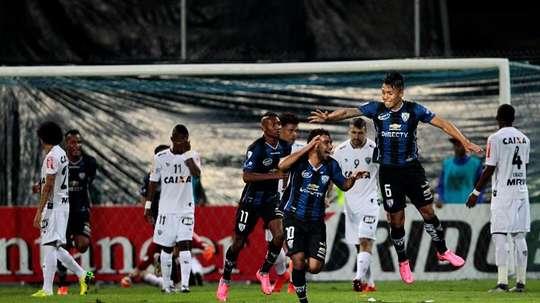El flamante subcampeón de la Libertadores ya planifica el próximo año. EFE