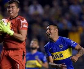 Quiñónez sufrió una grave lesión que le tendrá apartado de los terrenos de juego. EFE/Archivo