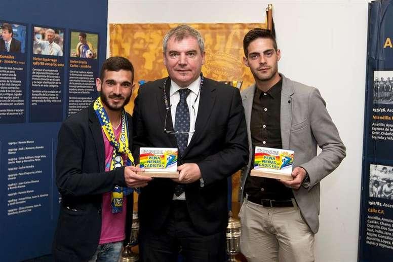 Pese al apoyo del fútbol español, Tomillero deja el fútbol. Cádiz