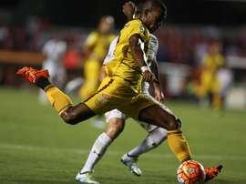 Trujillanos se impone en la Copa Libertadores a The Strongest. EFE/Archivo