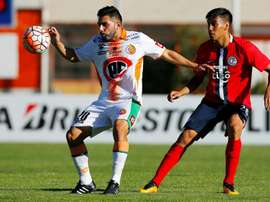 Cobresal perdió ante Huachipato por goleada. EFE/Archivo