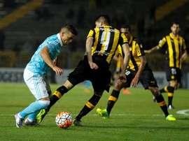 Se busca al campeón de Uruguay entre los dos mejores de la temporada. EFE