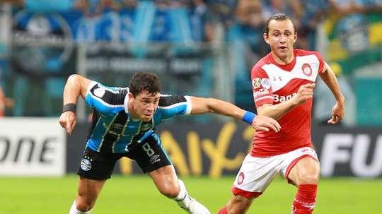 El jugador pone rumbo a Costa Rica. EFE/SilvioAvila