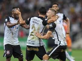 Marlone poderia deixar o Corinthians pelo Atlético Mineiro. EFE