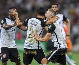 Marlone dejará Corinthians será jugador de Atlético Mineiro en los próximos días. EFE/Archivo