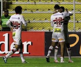 Sao Paulo arranca con una victoria un nuevo campeonato. EFE