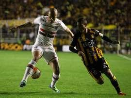 Maicon se prepara para ser jogador do Galatasaray. EFE