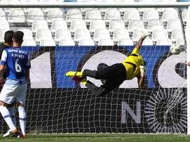 El filial del Oporto estaba sin entrenador desde la salida de Luís Castro. EFE