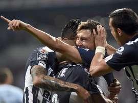 Monterrey no pudo sacar nada positivo de la cancha del líder. Rayados